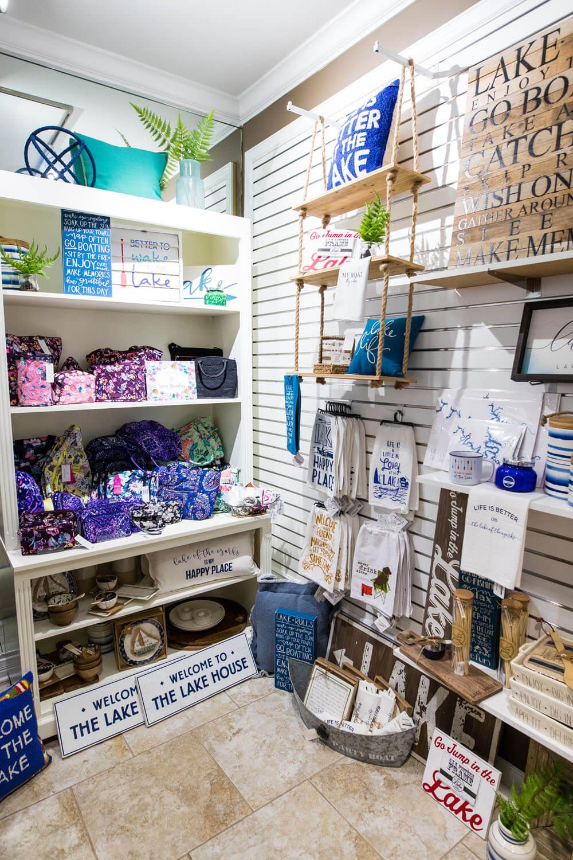 Gift Shop at Lake of the Ozarks Resort Camden on the Lake