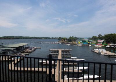Marina at Lake of the Ozarks Camden on the Lake Resort